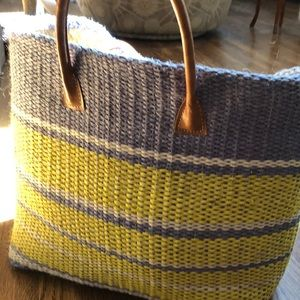 Handbags - Straw bag